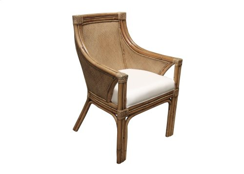 Arm Chair, Available in Classic Natural Finish Only.