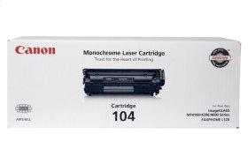 Canon Black Toner Cartridge 104 Black Toner Cartridge 104