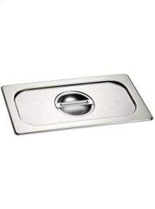 Stainless steel lid