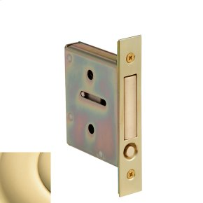 Polished Brass 8601 Pocket Door Pull