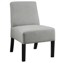 Tino Accent Chair in Light Grey