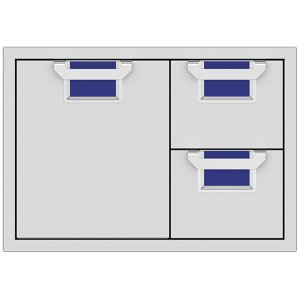 AESDR30_30_Double-Drawer_Storage-Door-Combo__Prince_ - PRINCE