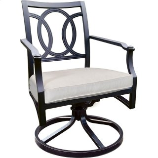 Raleigh Swivel Dining Chair