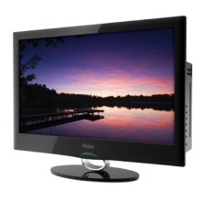 "22"" 1080p Ultra Slim LED HDTV DVD Player Combo"