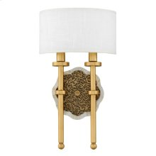 Alba Two Light Sconce