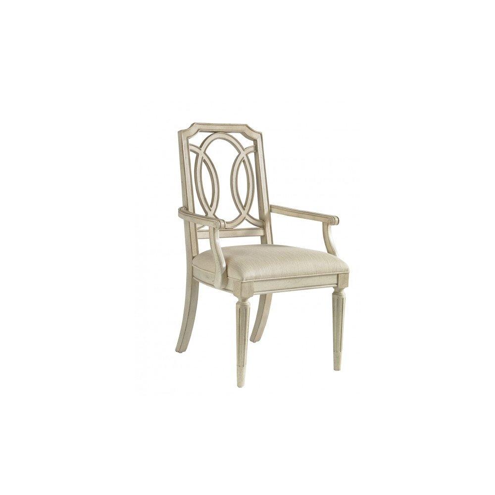 Provenance Arm Chair - Linen