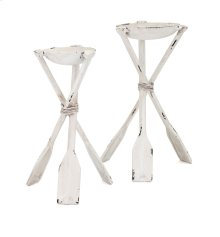 Tiana Candle Holders - Set of 2