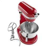 KitchenAid® Pro HD Series 5 Quart Bowl-Lift Stand Mixer - Empire Red Product Image