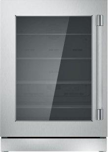 "24"" UNDER-COUNTER GLASS DOOR REFRIGERATION T24UR920LS"