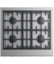 "Gas Cooktop 30"", 4 burners"