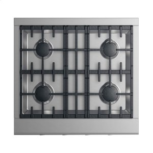 "Fisher & PaykelGas Cooktop 30"", 4 burners"