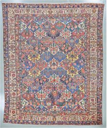 "BAKATARI 000033110 IN MULTI 13'-3"" x 16'-0"""