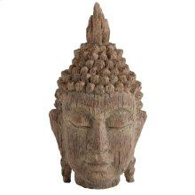 Buddha Head Sculpture,Large