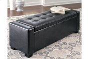 Upholstered Storage Bench Product Image