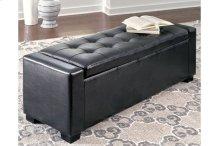 Upholstered Storage Bench