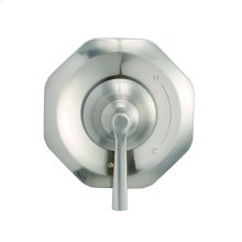 Brushed Nickel Draper® Valve-Only Trim Kit
