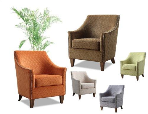 Emerald Home Kismet Accent Chair Wembley Orangeaid U3721-05-07