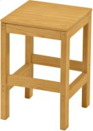 Bar Stool, Wood Product Image