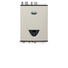Tankless Water Heater Condensing Ultra-Low NOx Indoor 199,000 BTU Natural Gas