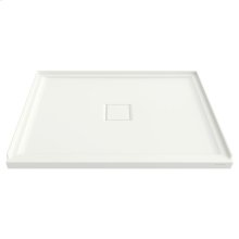 Townsend 48x36-inch Solid Surface Shower Base  American Standard - Soft White