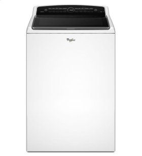 5.3 Cu. Ft. Cabrio® High-efficiency Top Load Washer With Active Spray Technology-USED