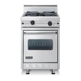 "24"" Wok/Cooker Companion Range - VGIC (24"" wide range with wok/cooker, single oven)"