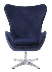 Emerald Home Acme Swivel Chair Azure Blue U3268-05-04