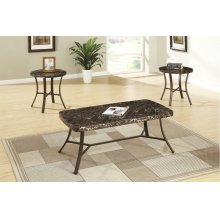 F3090 / Cat.19.p56- 3PCS COFFEE TABLE SET