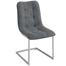 Galyn Side Chair in Grey