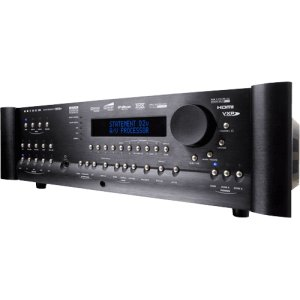 AnthemAdvanced 7.1-channel A/V processor with Anthem Room Correction (ARC).