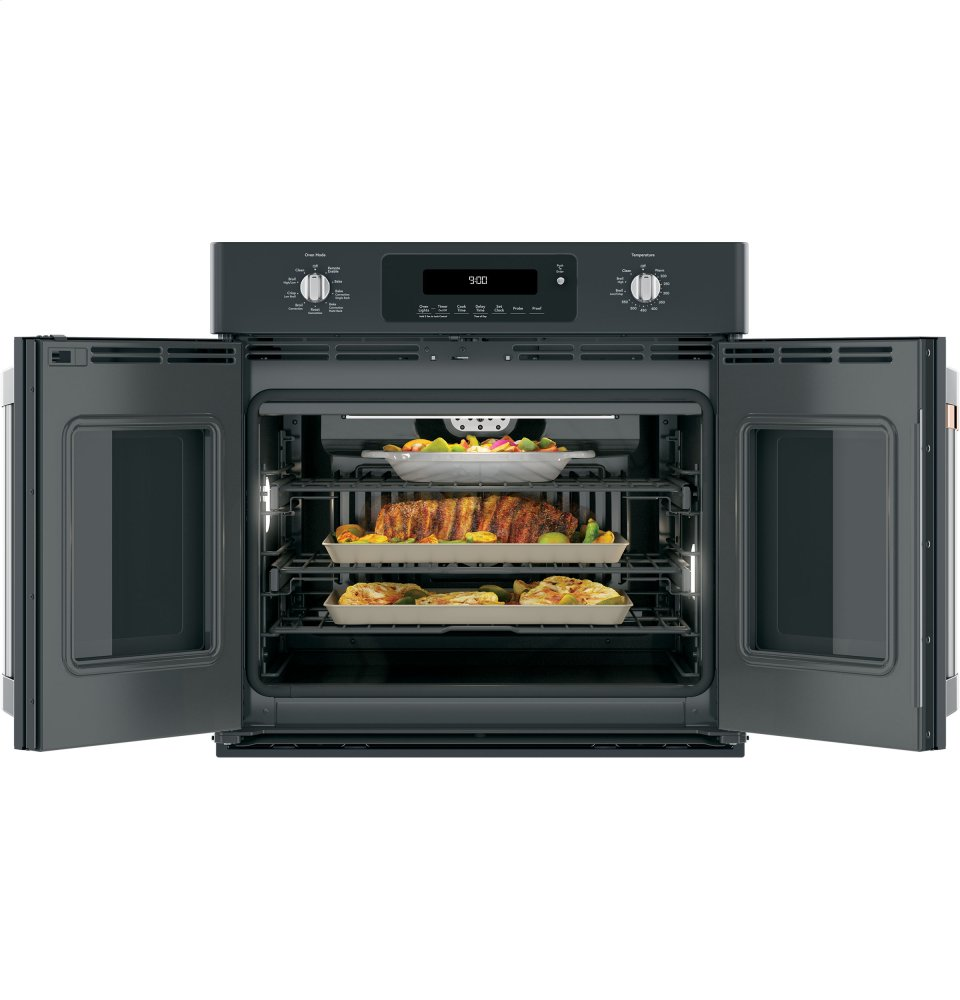 Cts90fp3md1 Cafe 30 Quot Built In French Door Single