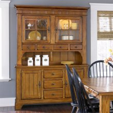 Hutch & Buffet Set