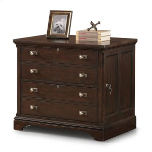 FlexsteelWalnut Creek Lateral File Cabinet