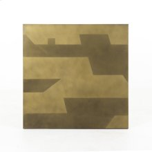 Spencer Wall Panel-acid Etched Brass