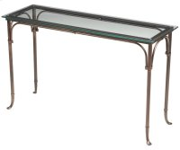 Cottage Life Rectangular Console Table Product Image
