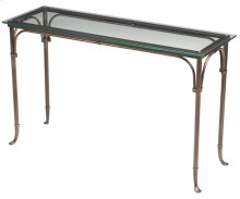 Cottage Life Rectangular Console Table