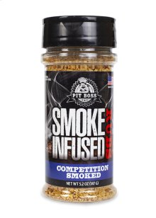 NEW - Competition Smoked Smoke Infused 5oz