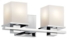 Tully 2 Light Vanity Light Chrome
