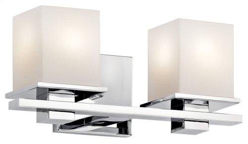 Tully 2 Light Vanity Light Chrome
