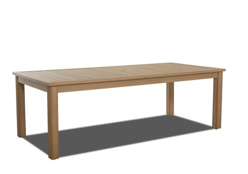 """Delray DINING ROOM TABLE 92"""""""