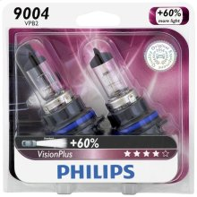 VisionPlus car headlight bulb