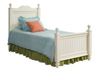 Summer Breeze Low Poster Bed Twin
