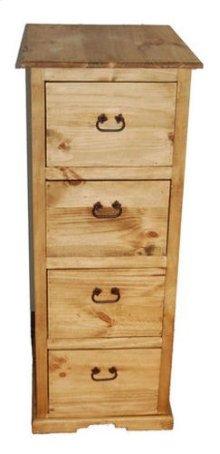 4 Dwr File Cabinet