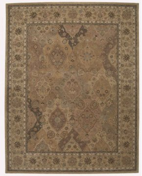 HERITAGE HALL HE06 MULTICOLOR ROUND RUG 9' x 9'