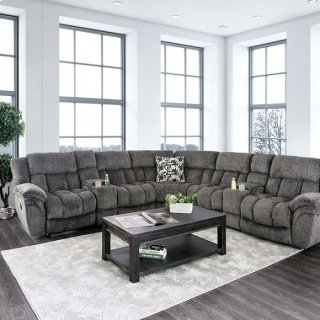 Irene Reclining Sectional