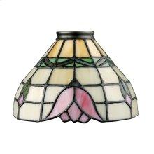 MIX-N-MATCH 1-LIGHT TULIP GLASS ONLY-97499M