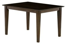 Shaker Dining Table 36x60 in Walnut