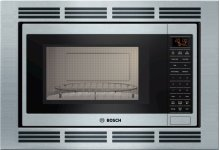 800 Series Built-in Convection Microwave 800 Series - Stainless Steel HMB8050