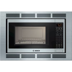 Bosch800 Series Speed Oven 24'' Stainless steel, Door Hinge: Left