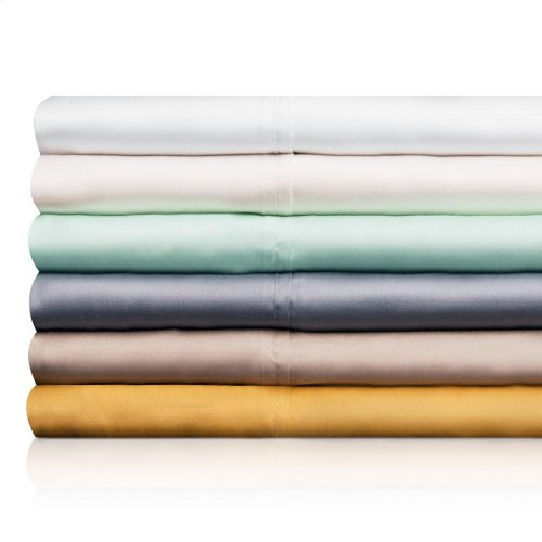 TENCEL - Queen Pillowcase Ecru